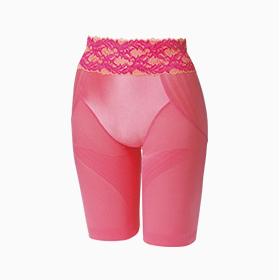 ロングガードル(curvaceous pink カーヴィシャスピンク(限定))