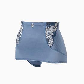 ショートガードル(curvaceous premier blue カーヴィシャス プレミアブルー)