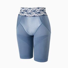 ロングガードル(curvaceous premier blue カーヴィシャス プレミアブルー)