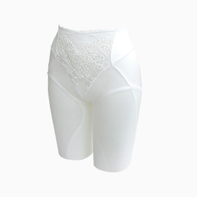 ロングガードル(Precious Wedding [angelique white] プレシャスウェディング [アンジェリックホワイト])
