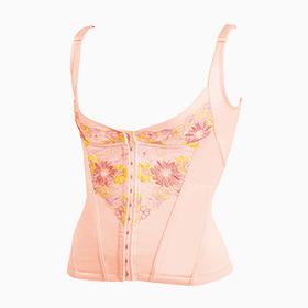 コントロールキャミソール(Bouquet Pink ブーケピンク)
